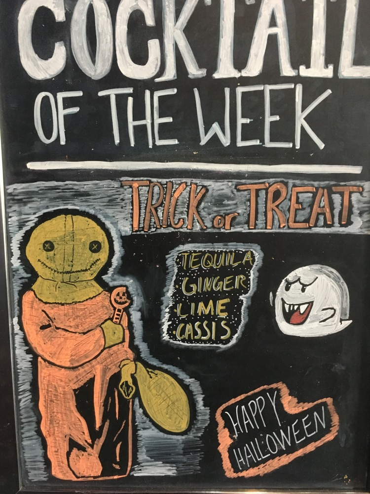 trick r treat cocktail