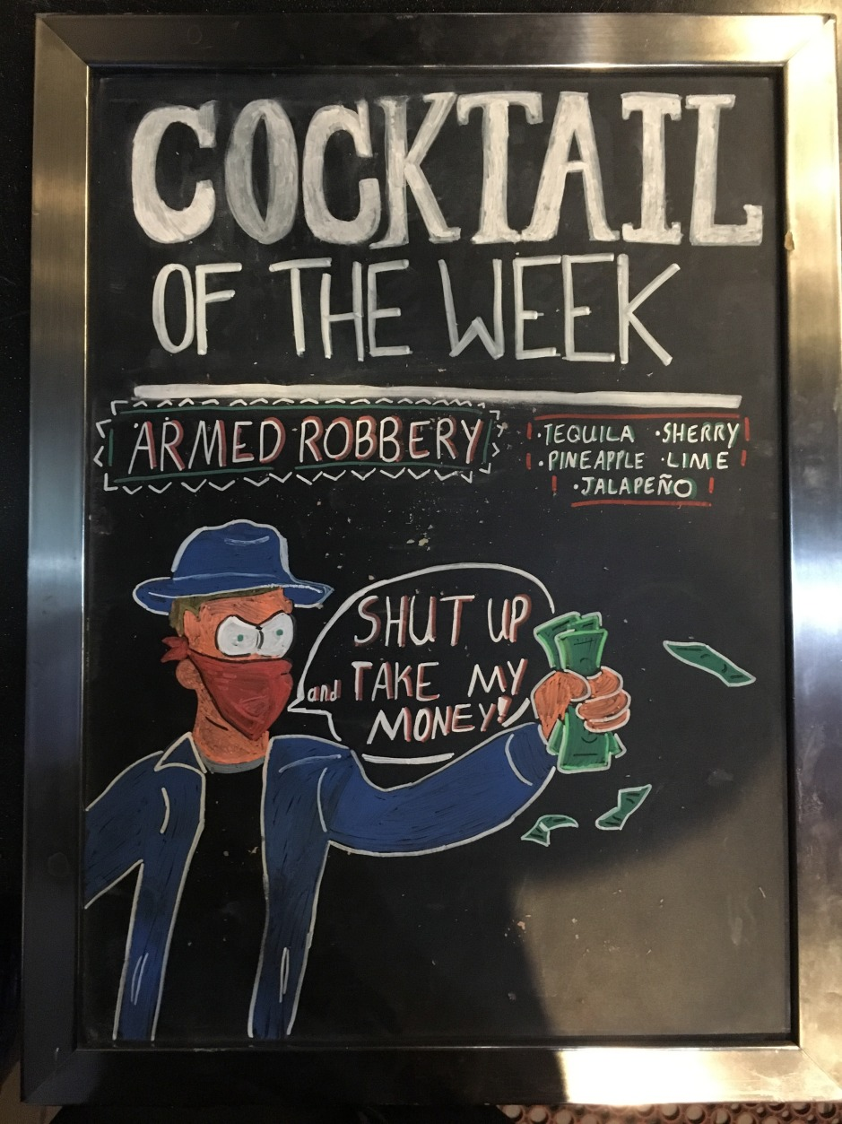 fry armed robbery cocktail